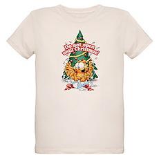 Do Not Open Until Christmas Organic Kids T-Shirt