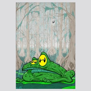 Frog In A Bog Merch