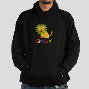 Emely the Lion Hoodie (dark)
