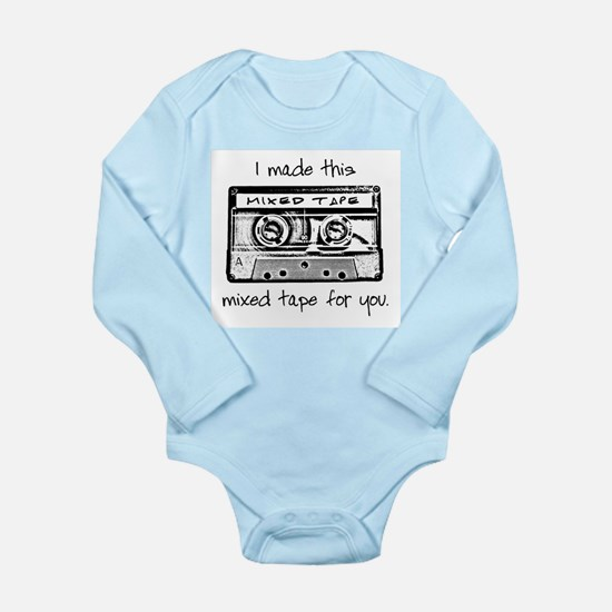 Cute S pretty Long Sleeve Infant Bodysuit
