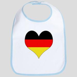 Germany Heart Bib