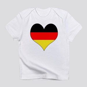 Germany Heart Infant T-Shirt