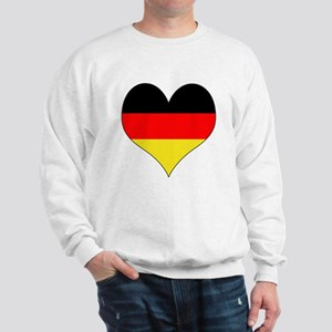 Germany Heart Sweatshirt