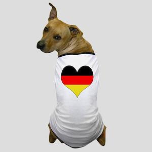 Germany Heart Dog T-Shirt