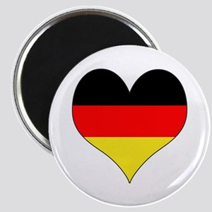 Germany Heart Magnet