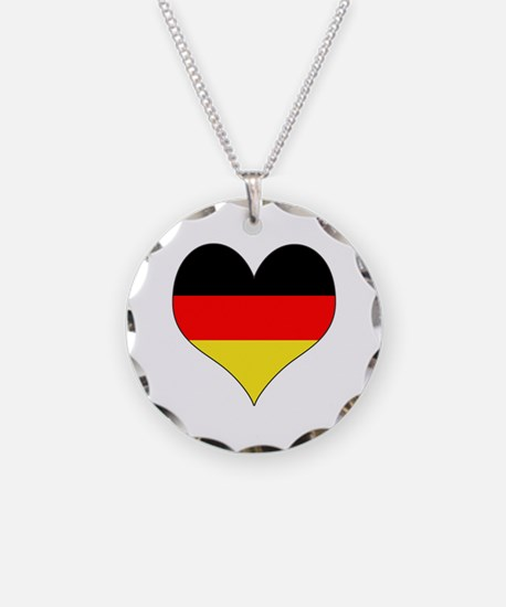 Germany Heart Necklace