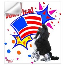 Parti America #1 Wall Decal