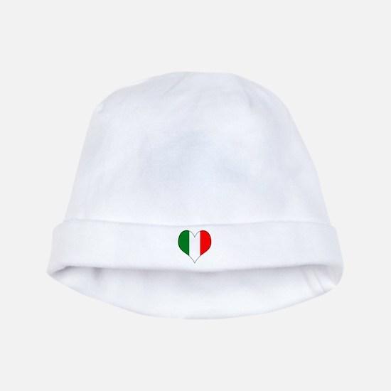Italy Heart baby hat