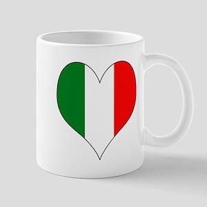 Italy Heart Mug