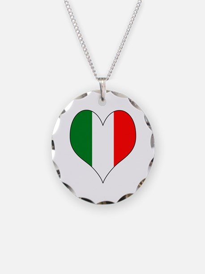 Italy Heart Necklace