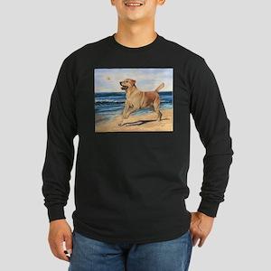 Labrador Long Sleeve Dark T-Shirt