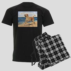 Labrador Men's Dark Pajamas