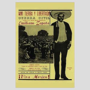 Emiliano Zapata Mexican Revolution Spanish