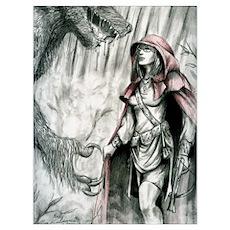 Red Riding Hoods Revenge Poster