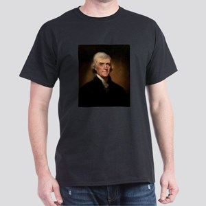 Thomas Jefferson Dark T-Shirt