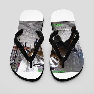 CAPITALI$M FOREVER! Flip Flops