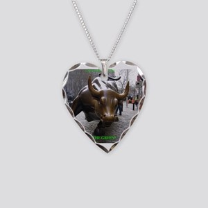 CAPITALI$M FOREVER! Necklace Heart Charm