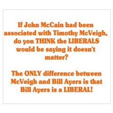 Obama and Ayers Poster