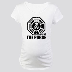 THE PURGE Maternity T-Shirt