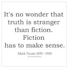 Mark Twain 5 Poster