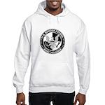 US Border Patrol mx Hooded Sweatshirt