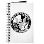 US Border Patrol mx Journal