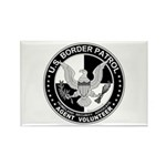 US Border Patrol mx Rectangle Magnet (10 pack)
