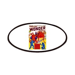 Wonder Giant Ant Cover Art Patches