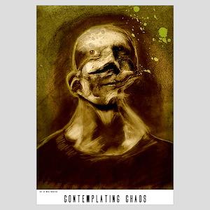 """Contemplating Chaos"" 11x17 Print"