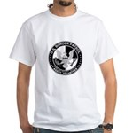 US Border Patrol mx2 White T-Shirt