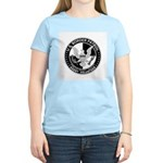 US Border Patrol mx2 Women's Pink T-Shirt