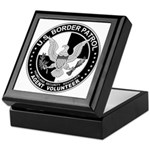 US Border Patrol mx2 Keepsake Box