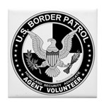 US Border Patrol mx2 Tile Coaster