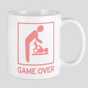 New Dad to be - Game over Dia Mug