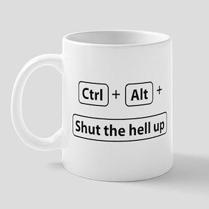 Ctrl+Alt+Sthu Mug