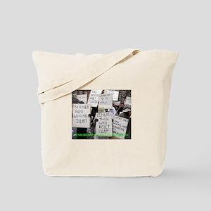 censorship Tote Bag