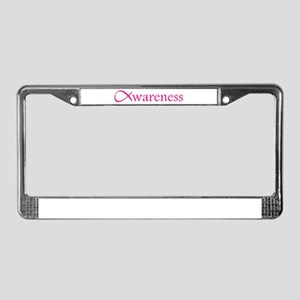 Awareness License Plate Frame