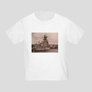 USS Little Rock Toddler T-Shirt