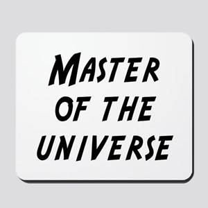 master of the universe Mousepad