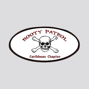 Booty Patrol Patches