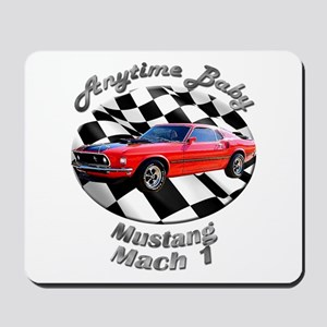 Ford Mustang Mach 1 Mousepad