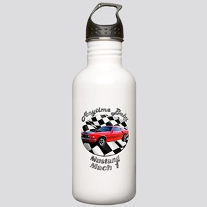 Ford Mustang Mach 1 Stainless Water Bottle 1.0L