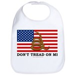 Don't Tread on Me Bib