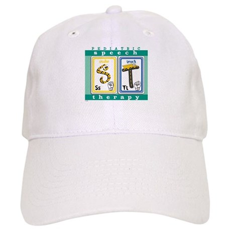 Pediatric Speech Therapy Cap