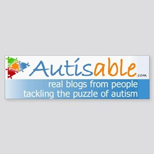 Autisable.com Sticker (Bumper)