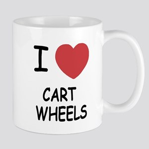 I heart cartwheels Mug