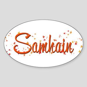 Samhain Sticker (Oval)