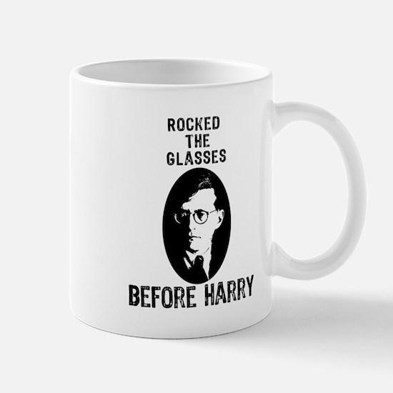 Shosty Rocked the Glasses Bef Mug