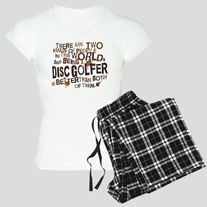 Disc Golfer (Funny) Gift Women's Light Pajamas
