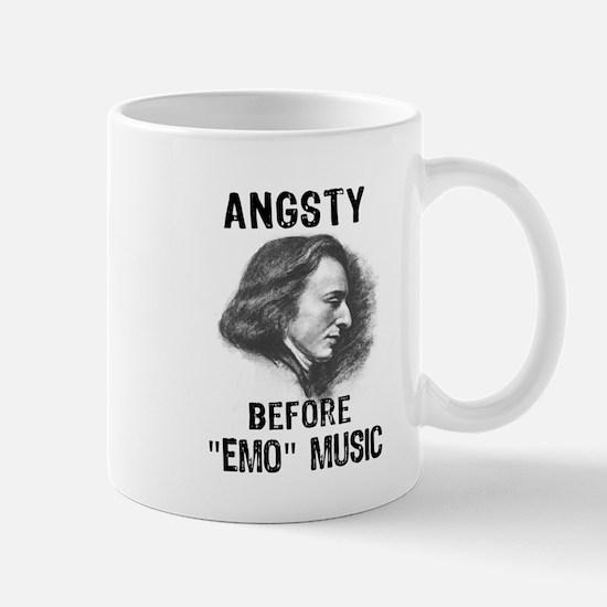 Chopin: Angsty before Emo Mus Mug
